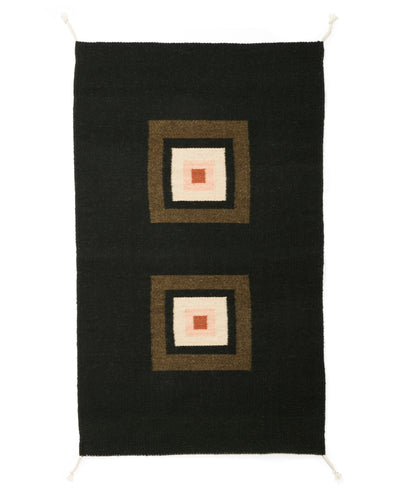 Cubitos Rug - Green