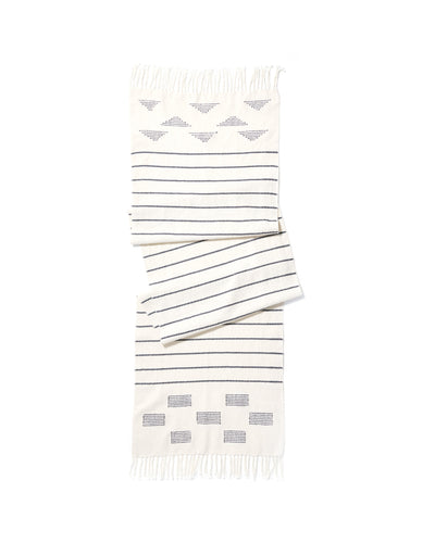 Stripes & Blocks Runner