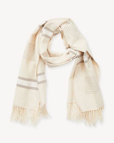 Dash Scarf Neutral