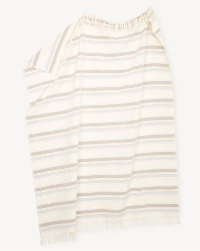 Sky Stripe Throw