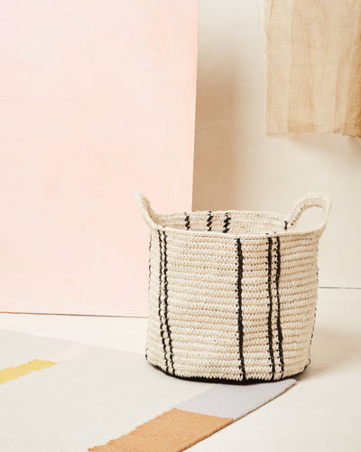Stripes Basket - Medium
