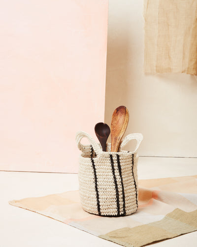 Stripes Basket - Small