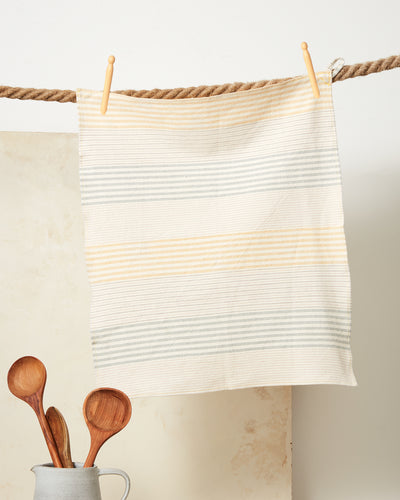 Stripe Towel - Dandelion