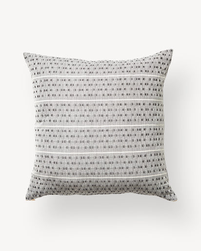 Texture Pillow Grey