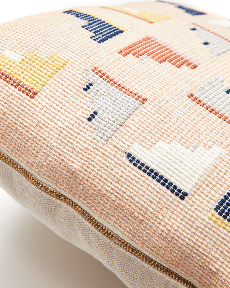 Barragan Pillow Peach