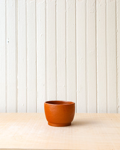 Red Clay Small Stackable Bowls