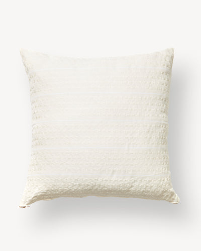 Texture Pillow - Cream