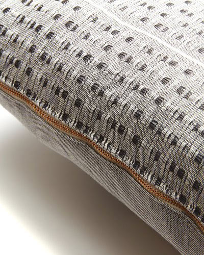 Texture Pillow - Grey
