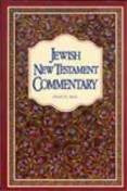 Jewish New Testament Commentary, by David Stern