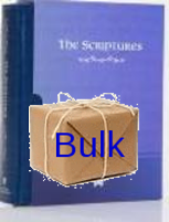 The Scriptures, Hard Cover in Slipcase, by ISR (Case of 10)