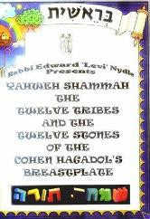 The Breastplate of the Cohen haGadol (High Priest), by Edward Nydle (Transcript)