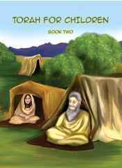 Torah for Children - Book 2, by Qodesh Publishers
