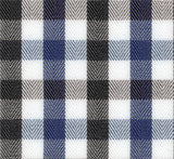 100% Cotton Blue Checks Shirt