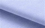 100% cotton SHARKSKIN Blue Shirt
