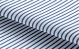 100% Cotton Blue Stripes Shirt
