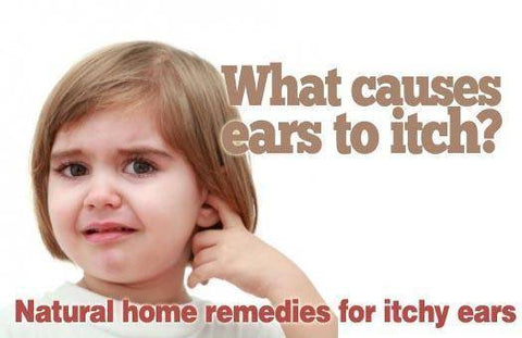 What Causes Ears To Itch Natural Home Remedies For Itchy