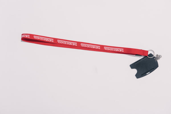 The New School Lanyard