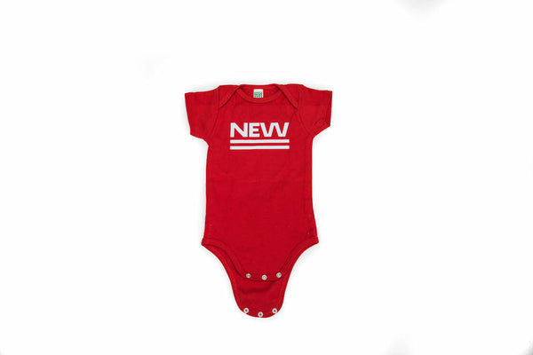 NEW Organic Cotton Baby Onesie