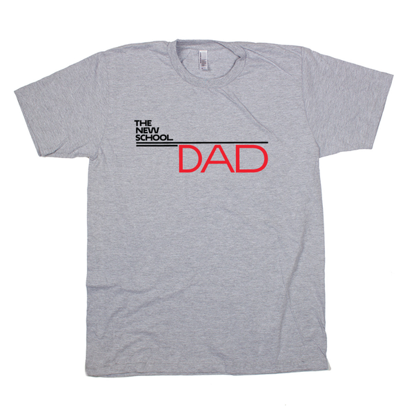 The New School Dad T-Shirt