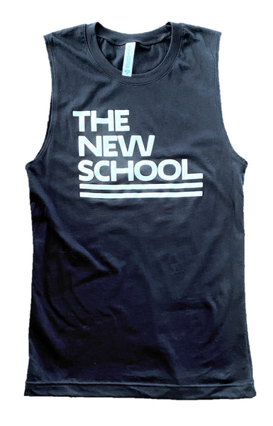 The New School Muscle Tank