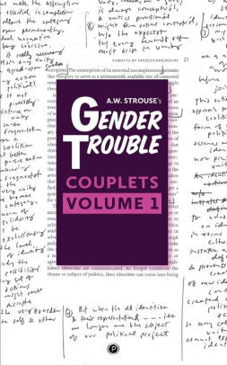 Gender Trouble Couplets: Volume 1