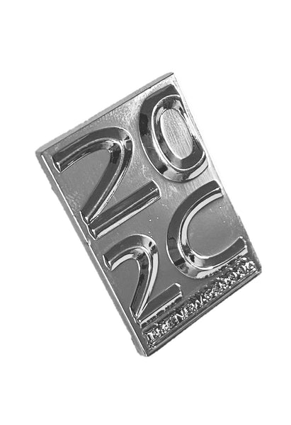 2020 Metal Lapel Pin