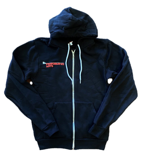 Performing Arts Zip Hoodie