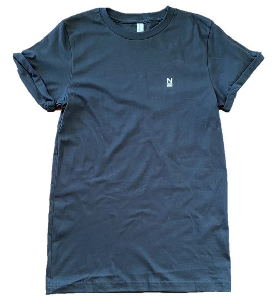 Understated Rolled Sleeve T-Shirt