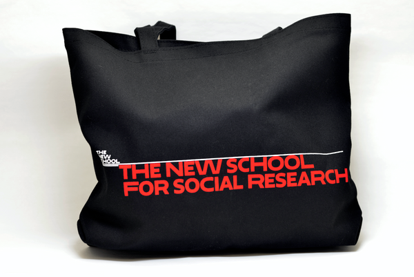 The New School for Social Research Tote Bag