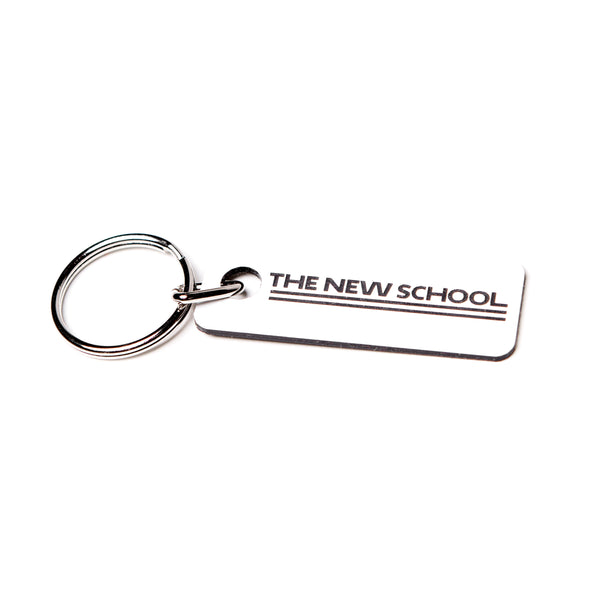 The New School Keytag