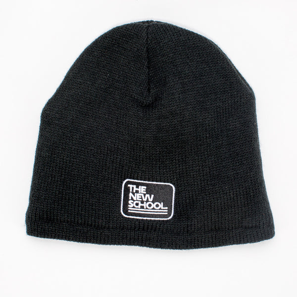The New School Patch Beanie