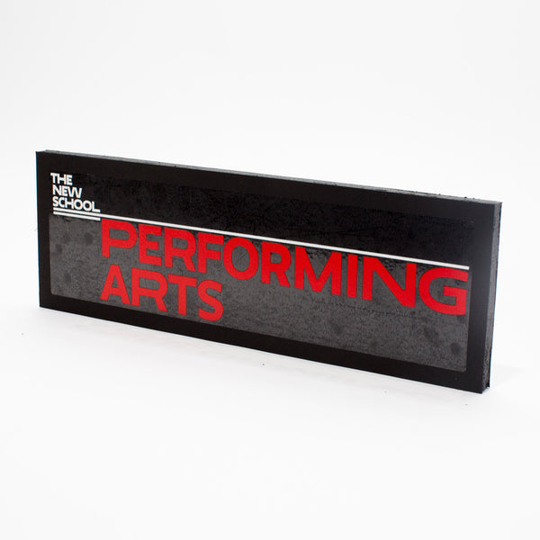 Performing Arts Sticker