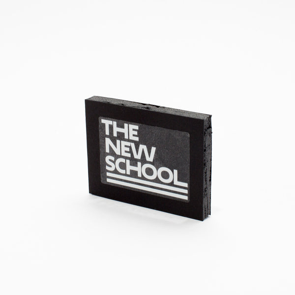 The New School Stacked Sticker