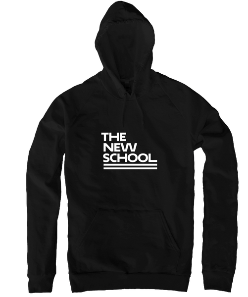 The New School Pullover Hoodie