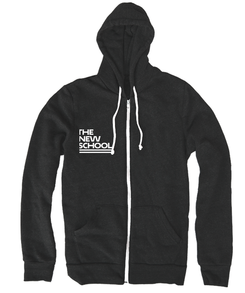 The New School Zip Hoodie