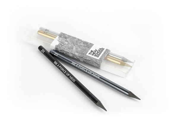 The New School Graphite Pencil Set