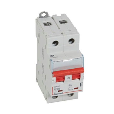 Remote Trip Head Isolator 2P 6kA 63A