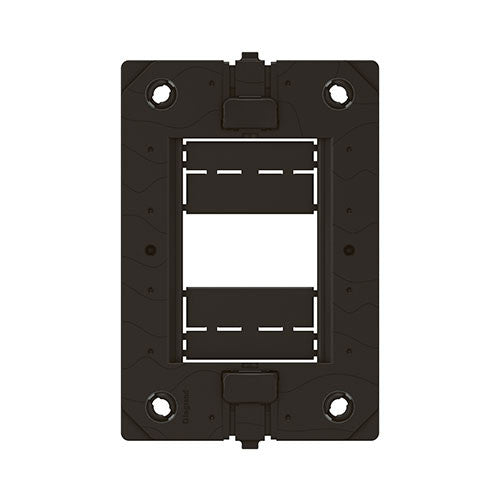 Arteor 1 To 3 Module Support Frame 2 X 4 576040 Legrand Online