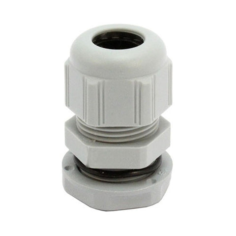 Plastic Cable Gland PG7 - 3-6.5mm
