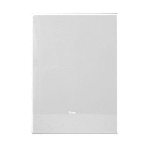 Arteor Cover Plate Blank - White