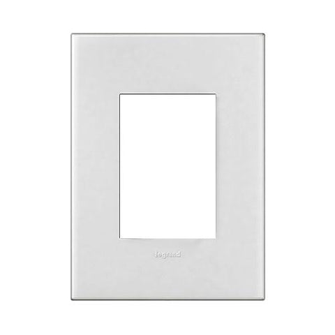 Arteor Cover Plate 3 Modules - White