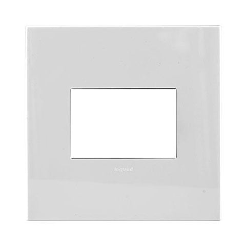 Arteor Cover Plate 3 Modules 4 x 4 - White