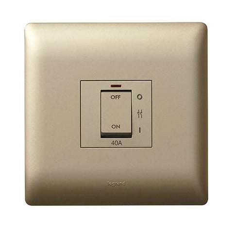 Ysalis Isolator Switch 40A - Champagne