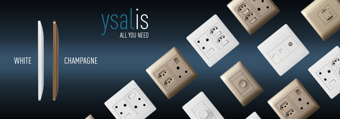 Ysalis is our latest innovation.