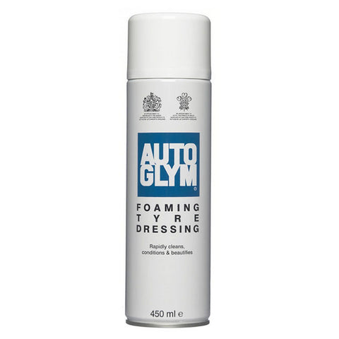 Autoglym Foaming Tyre Dressing 450ml