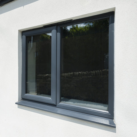 uPVC Casement Window Anthracite