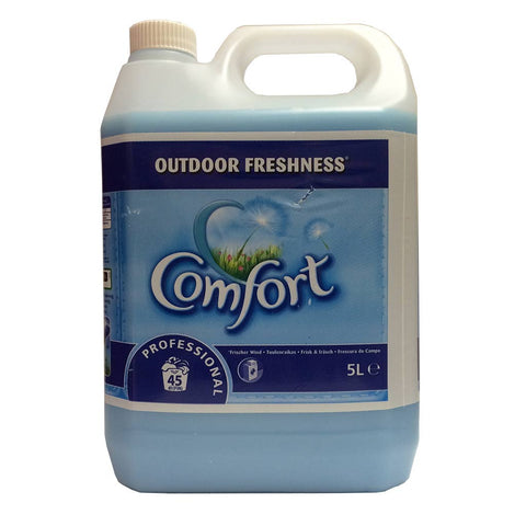Comfort Fabric Conditioner Original Professional 5 Litre