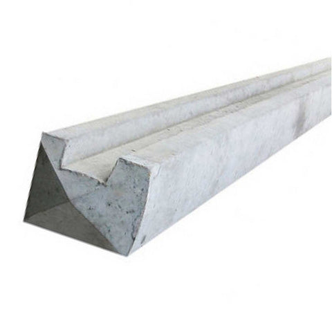 Concrete End Post 5in x 4in
