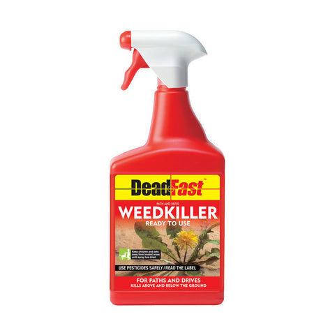 Deadfast Path and Patio Weedkiller RTU 1 Litre