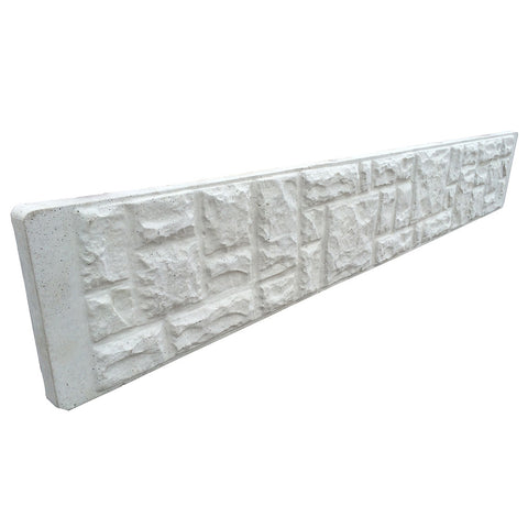 Gravel Board Rocky 6ft x 12in x 2in